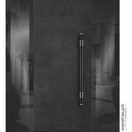 Aluminum door CERAMICA CW 901 RS SFF