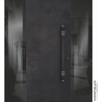 Aluminium Haustür CERAMICA CW-901 RS SFF