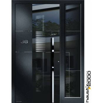 Aluminium Haustür CW-458 SF
