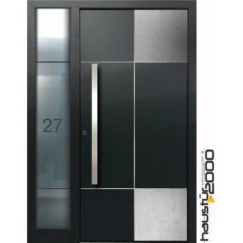 Aluminium Haustür HT 9350 FA BETON ART