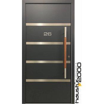 Aluminium Haustür HT 5420.2 FA
