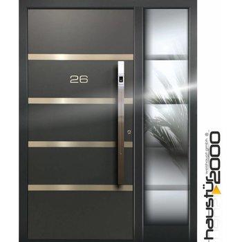 Aluminium Haustür HT 5420.2 FA SF
