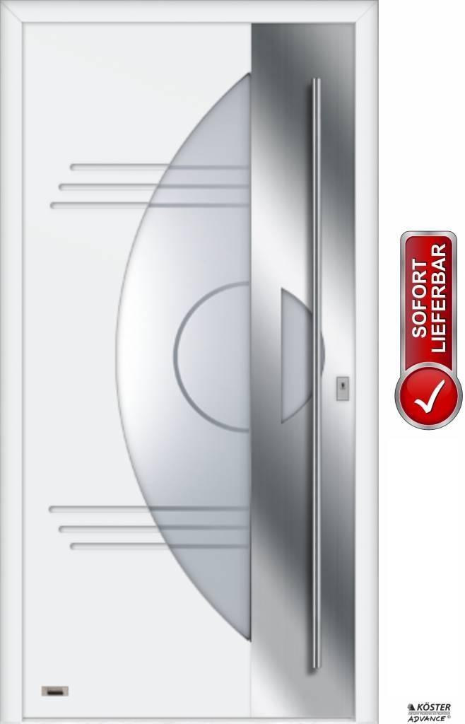 k ster aluminium haust r 5316 bfd beidseitig fl gel berdeckend advance 98 sofort verf gbar ma. Black Bedroom Furniture Sets. Home Design Ideas