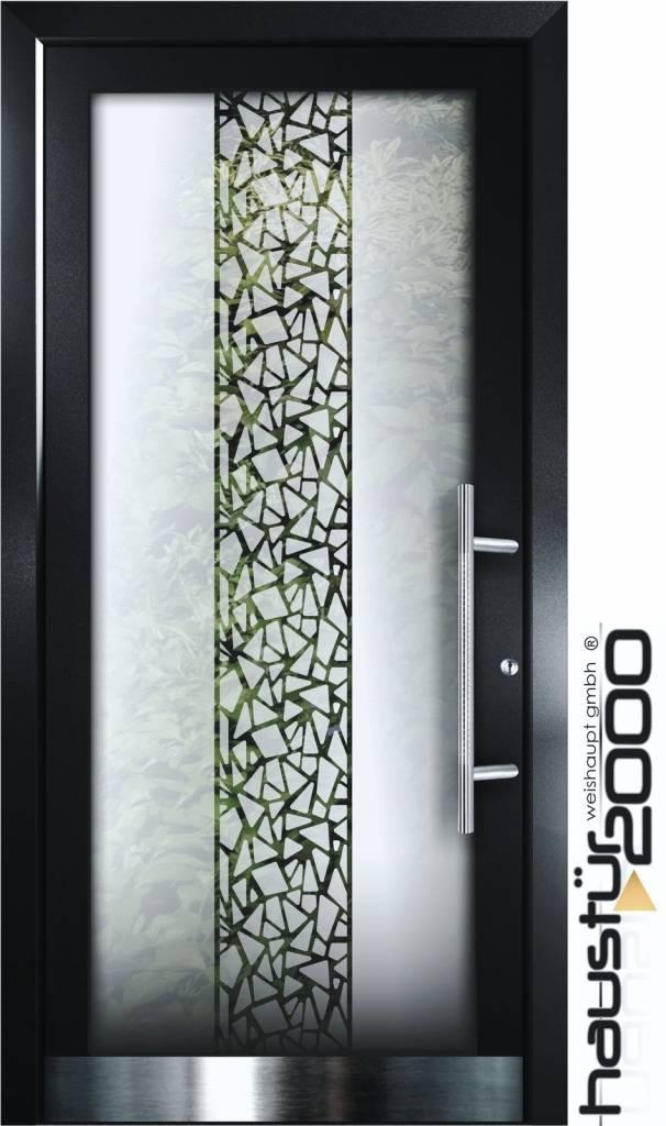 Aluminum Front Door Ht 5509 Gla Haustr2000