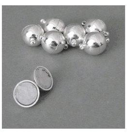 Edelstahl Magnet Verschluss 14 mm