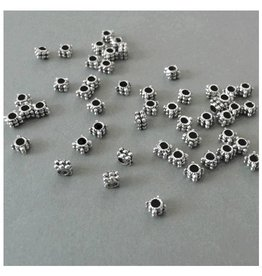 Metall Perle - 4 mm
