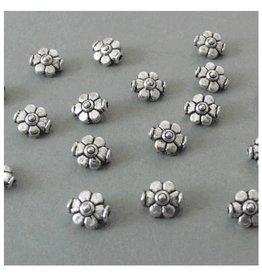 Spacer Blumen Perle 10 mm