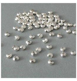 Crimp Cover Perlen - 3 mm