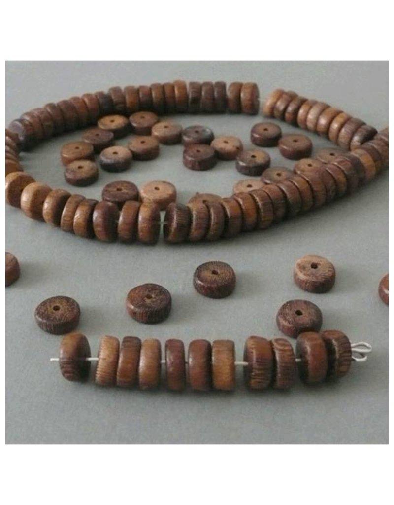 Holz Scheibe 10 mm