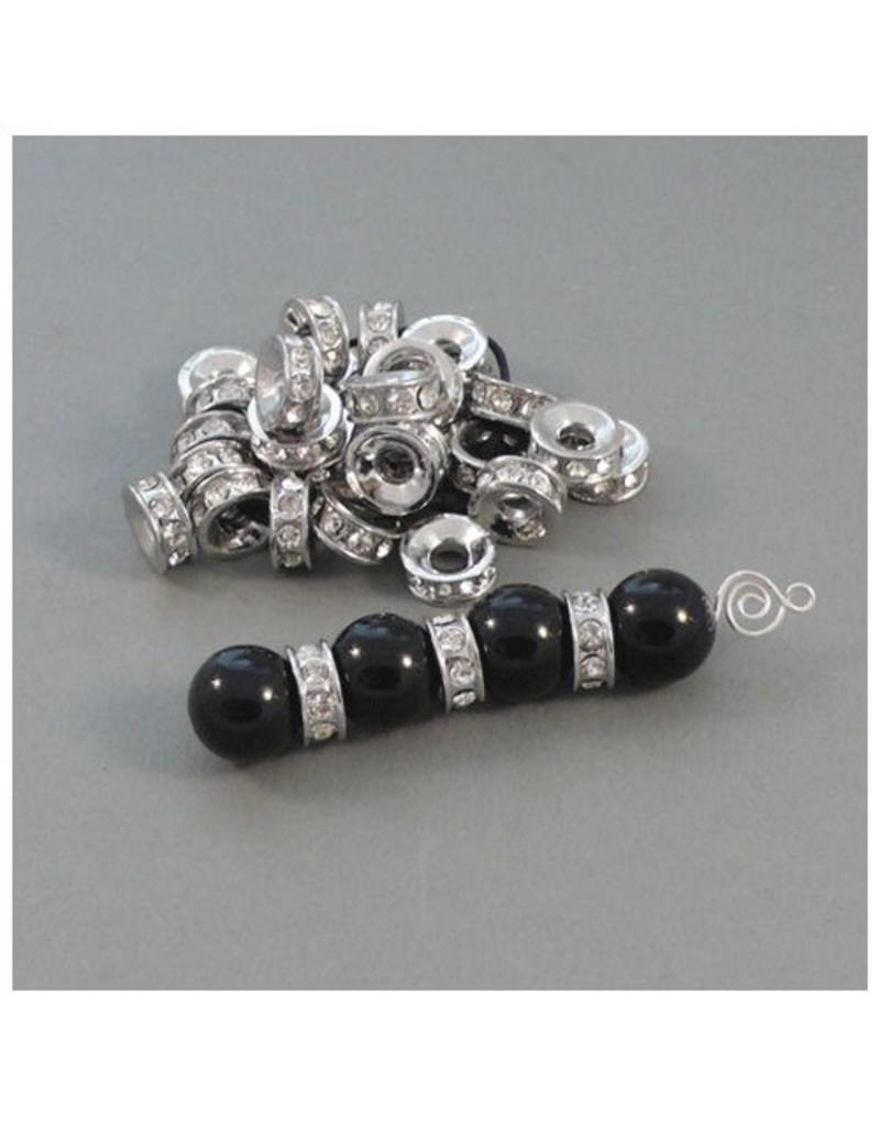 Metall Rondell 12 mm