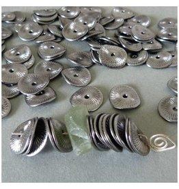 Metall Scheibe 15 mm
