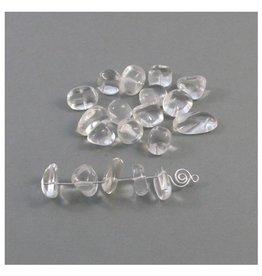 Bergkristall Nugget 14 mm