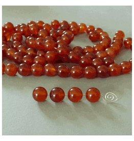 Karneol Perle 12 mm