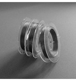 Fädeldraht Rolle - 0,38 mm