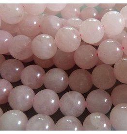 Rosenquarz Perle 10 mm