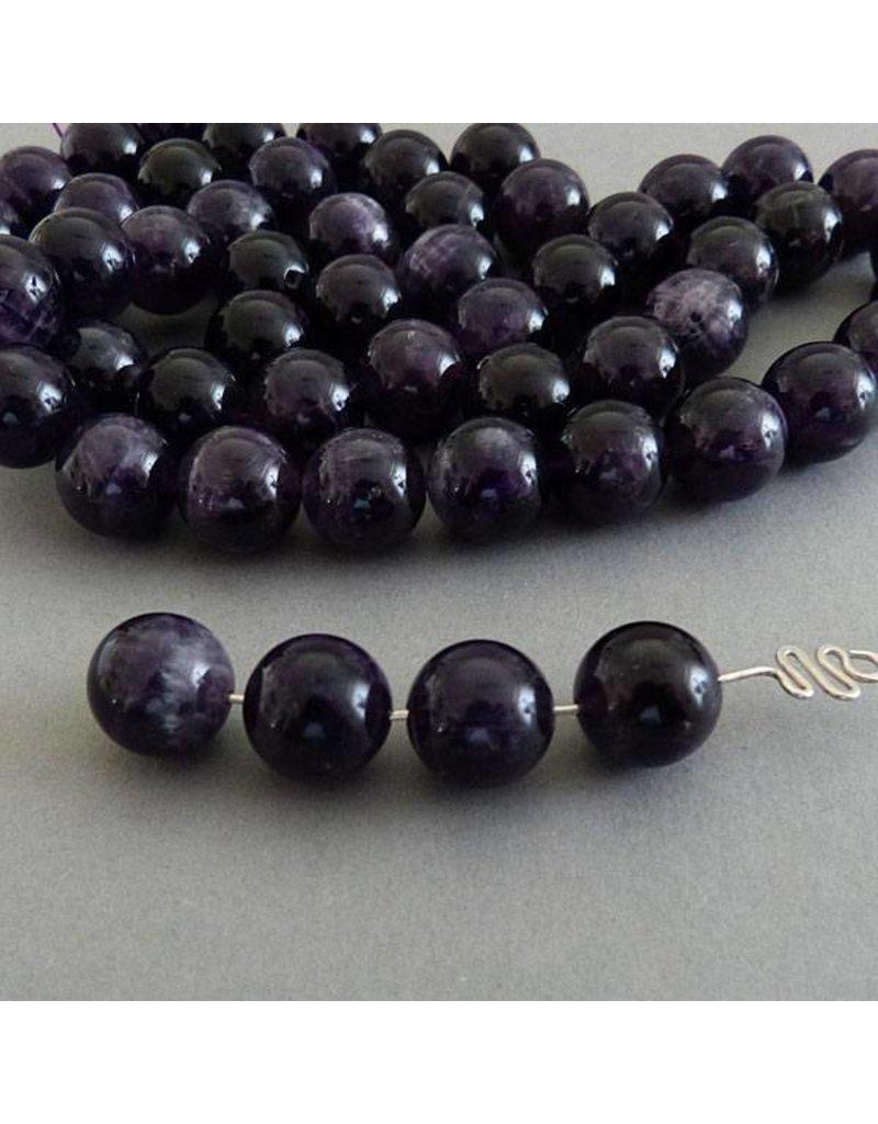 Amethyst Perle 12 mm