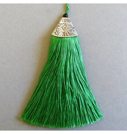 Quaste - grün