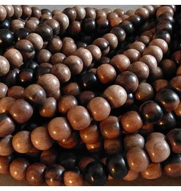 Kamagong Holz Perle 12 mm