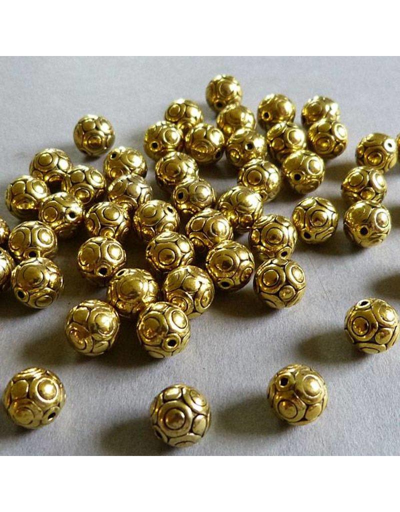 Metall Perle - 9 mm