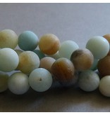 Amazonit Perle 8 mm - matt