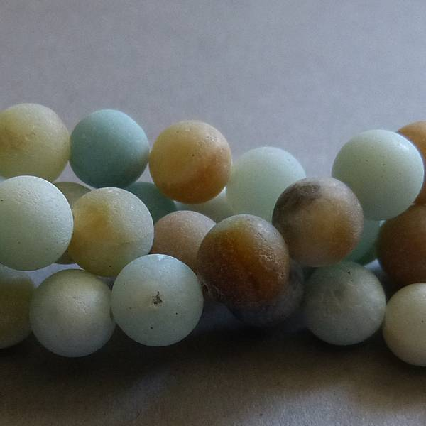 Amazonit Perle 8 mm
