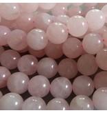 Rosenquarz Perle 8 mm