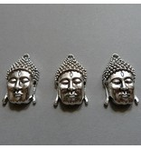 Metall -Buddha Anhänger 40 mm