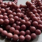 Rhodochrosit Perlen
