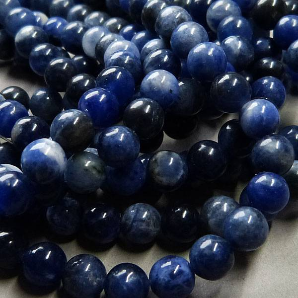 Sodalith Perle 6,5 mm