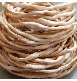 Habotai Seidenbänder Seidenband zartrosa - 3 mm