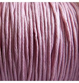 Griffin GmbH 5 Meter Baumwollband - 0,8 mm rosa