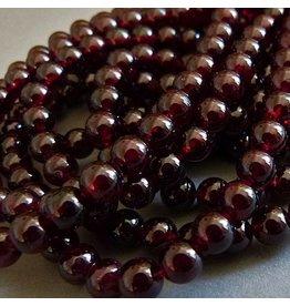Granat Perle 12 mm