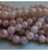 Erbeer Quarz Perle 8 mm