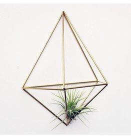 Draadzaken DIY wall planter Diamond