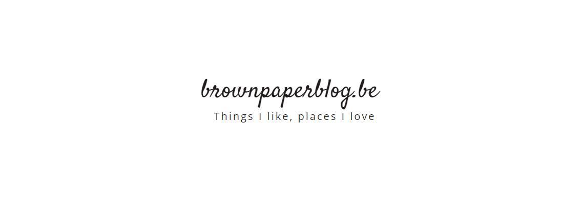 Brown Paper Blog