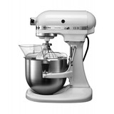 Kitchen Aid Keukenmachine wit K5 230V 325W 5ltr // Aktieprijs