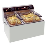 Caterchef friteuse rvs 5+8ltr