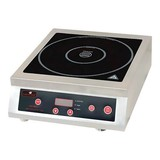 Caterchef inductiekookplaat S.60-240Gr. 0-180Min