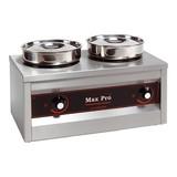 Max pro Foodwarmer 2 pannen 330W