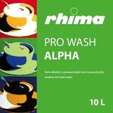 Rhima Pro wash Alpha à 10 liter BIB