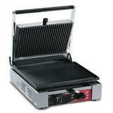Sirman contactgrill Elio R Ribbel onder/boven m/timer 250x255mm