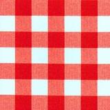 Servet rood/wit blok 3 lgs 1/4 vouw doos à 800