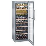 Liebherr wijnklimaatkast WTes5972 211 fles 2 temp zones // rvs met glasdeur 230V