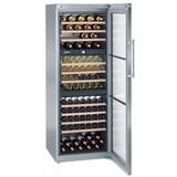Liebherr wijnklimaatkast WTes5872 178 fles 3 temp zones // rvs met glasdeur 230V