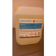 Renaud Pro wash vloeibaar vaatwasmiddel can á 10 liter t.b.v. // alle professionele vaatwasmachines. Rhima, Winterhalter, Smeg, Meiko, // Hobart enz.