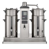 Bravilor Koffiezetinstallatie B5 HW   2x5ltr incl. heetwateraftap 400V 5330W