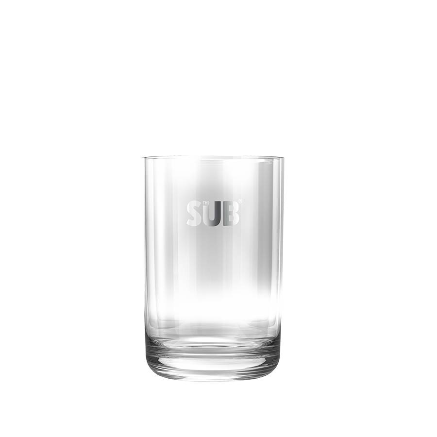 THE SUB Glazen (4 stuks)
