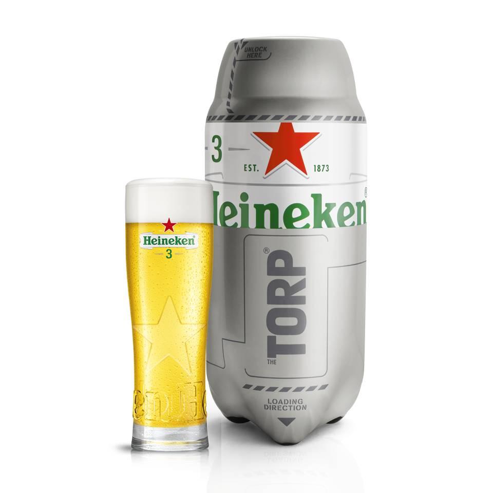 Heineken 3 TORP