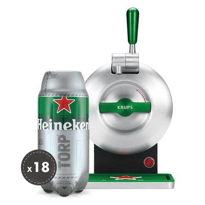 The SUB THE SUB Heineken Edition instalment