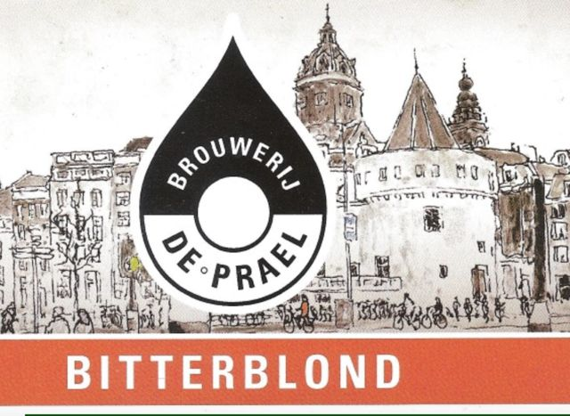 Bitterblond by De Prael Brewery